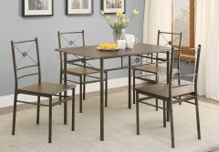 Coaster 100033 Transitional Five Piece Set