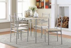 Coaster 100035 Transitional Five Piece Set