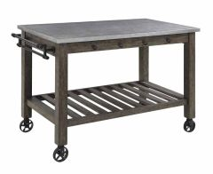 Coaster 100527 Davenport Kitchen Island