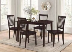 Coaster 150152 5 Pc Dining Set