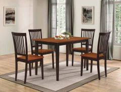 Coaster 150153 5 Pc Dining Set