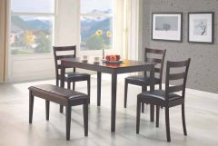 Coaster 150232 5 Pc Dining Set