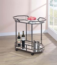 Coaster 181051 Traditional Serving Cart