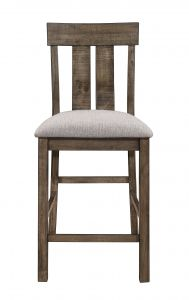 Crown Mark 2831S-24 Quincy Counter Height Chair