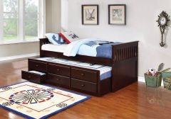 Coaster 300106 Twin Daybed With Trundle