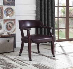 Coaster 417BRN Office Chair