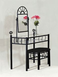 Crown Mark 4301A Foundry Vanity Set