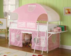 Coaster 460202 Sweetheart Tent Loft Bed