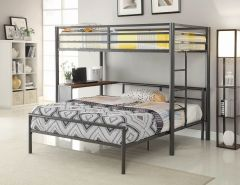 Coaster 460229 Fisher Twin Workstation Loft Bed