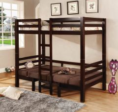 Coaster 460263 Joaquin Twin/Twin Convertible Loft Bed