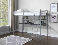 Coaster 460474T Twin Workstation Loft Bunk Bed