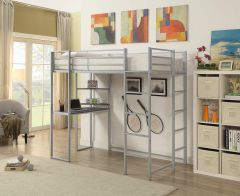 Coaster 461086 Twin Workstation Loft Bed