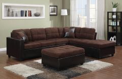 Coaster 505655 Mallory Sectional