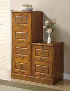 Coaster 5317N 2 Drawer File Cabient