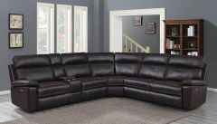 Coaster 603290PP 6Pc Power Sectional