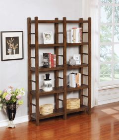 Coaster 802783 Kennesaw Double Bookcase