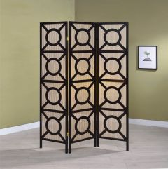 Coaster 900090 Transitional Folding Screen