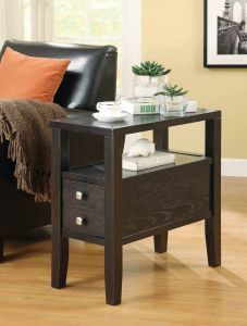Coaster 900991 Chairside Table