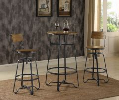 Coaster 182003 3Pc Bar Set
