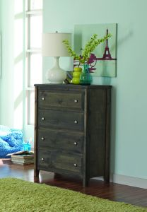 Coaster 400835 Wrangle Hill 4 Drawer Chest