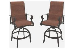 Ashley Furniture P316-130 Apple Town Sling Barstool (2/CN)