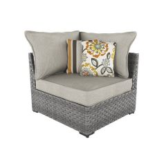 Ashley Furniture P453-877 Spring Dew Corner with Cushion (2/CN)