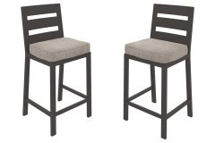 Ashley Furniture P539-130 Perrymount Barstool with Cushion (2/CN)